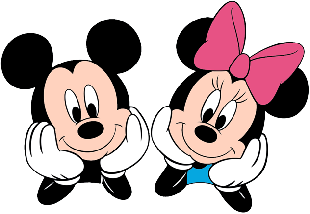 632x438 Mickey Amp Minnie Mouse Clip Art Disney Clip Art Galore