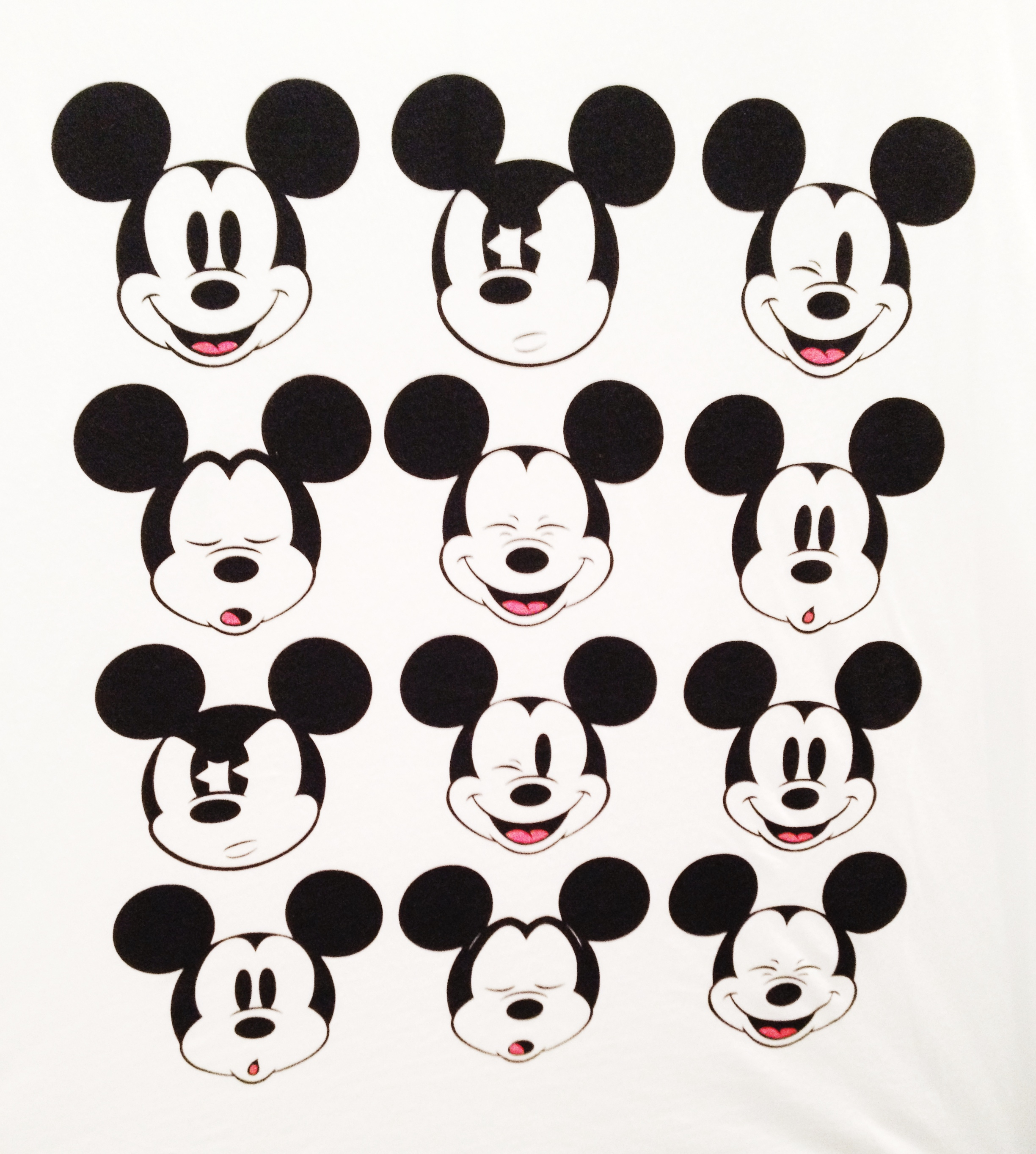 2448x2727 Minnie And Mickey Faces Printable 8 Mickey Mouse Face Coloring