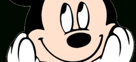 272x125 Mickey Mouse Faces Clipart On Picture Of Mickey Mouse Face