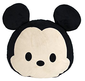 355x336 Disney Tsum Tsum Mickey Face Pillow Home Amp Kitchen