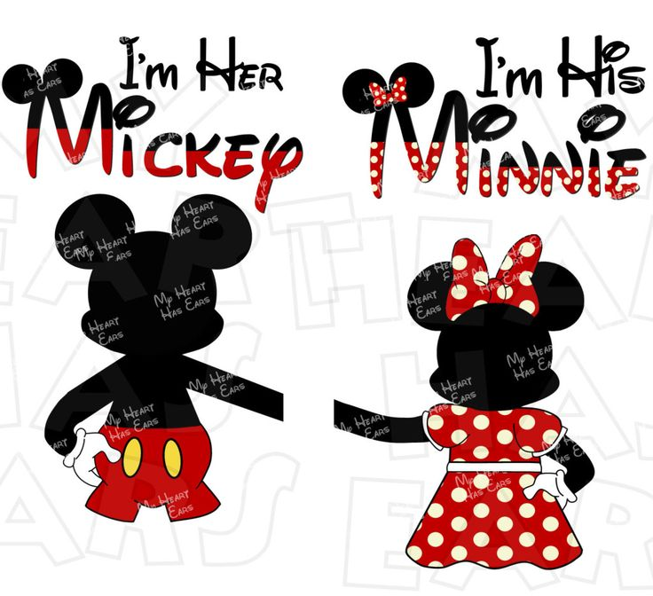 Mickey Mouse Hands Clipart