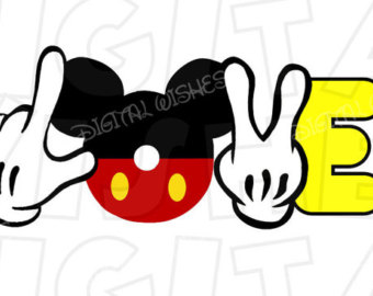 340x270 Princess Crown Minnie Mouse Digital Iron On Transfer Clip Art