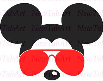 340x270 Minnie Mouse With Glasses Clipart Amp Minnie Mouse With Glasses Clip