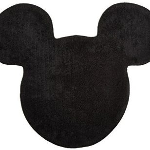308x308 Funny Mickey Mouse Rugs Carpets For Kids Room