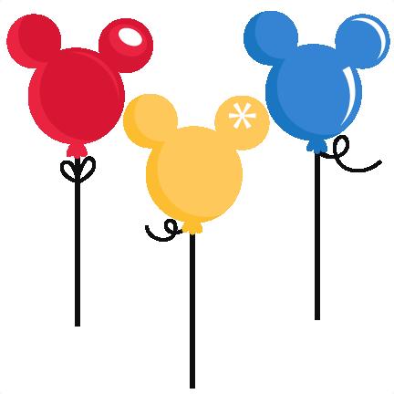 432x432 Mickey Mouse Clipart Balloon