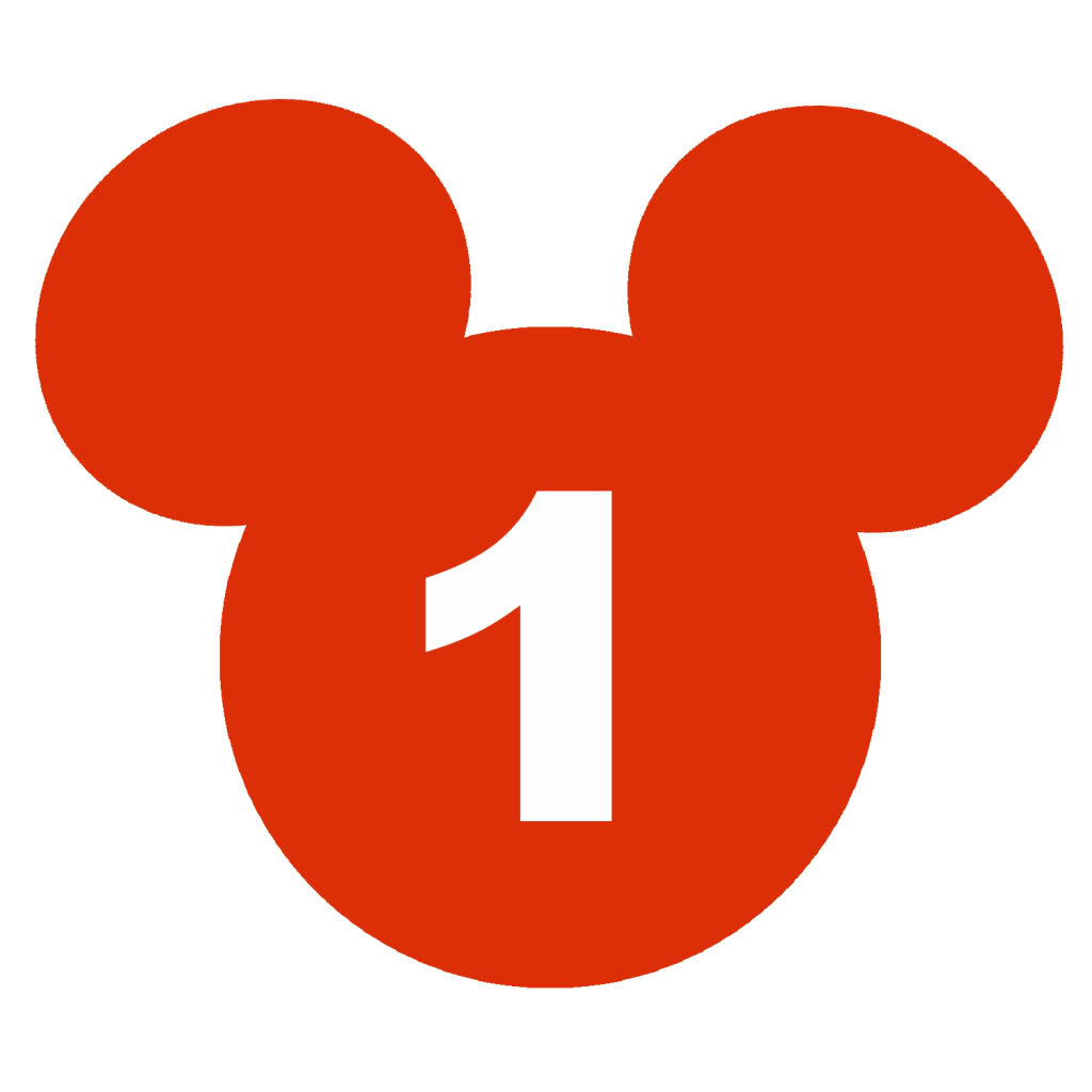 1024x1024 Mickey Mouse Clipart Number 4