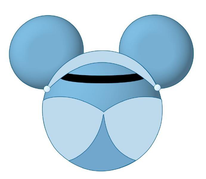 691x600 The Best Mickey Head Ideas Mini Mouse Ears