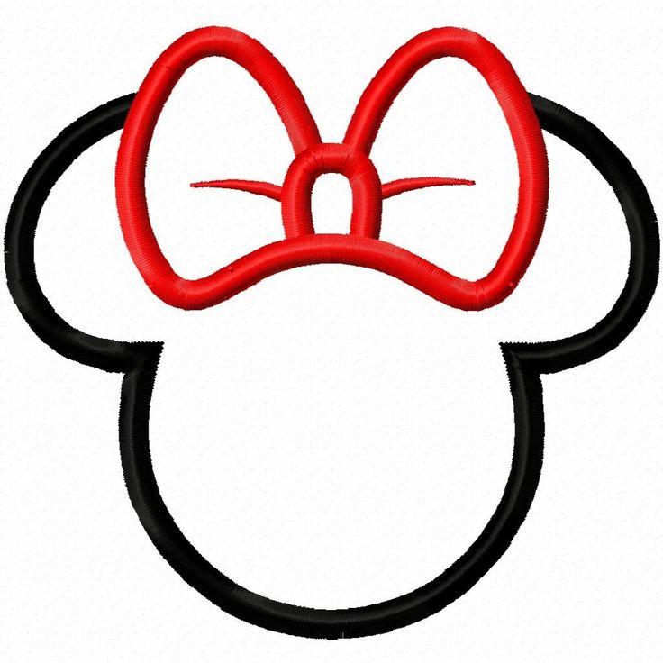 736x736 Mickey Mouse Ears Clip Art