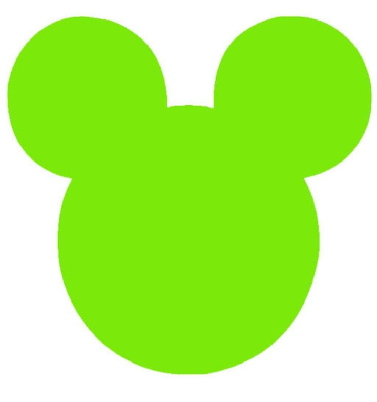 736x784 Mickey Mouse Head Clip Art For Free 101
