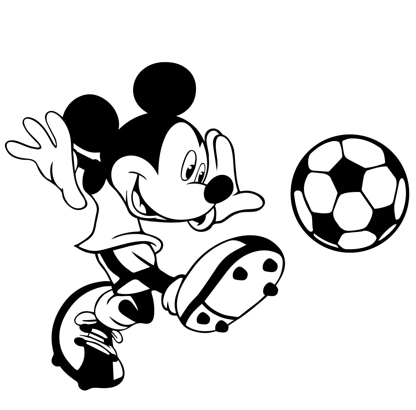 1600x1578 Negro Y Mickey White Mouse Wallpaper Amigos Mickey