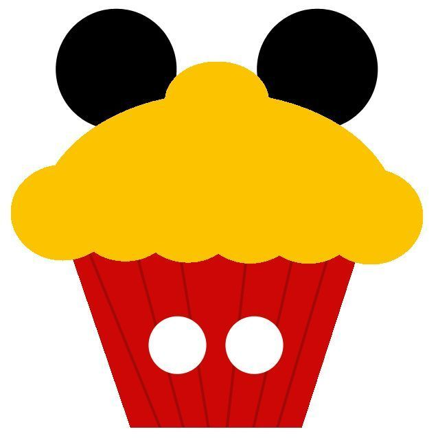 Mickey Mouse Pants Clipart