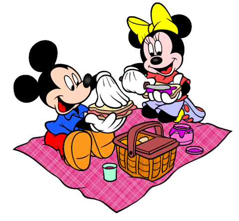 Mickey Mouse Y Minnie Clipart | Free download on ClipArtMag