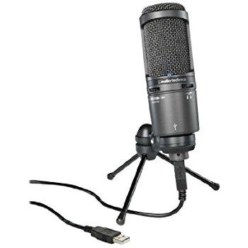 350x350 Audio Technica At2020usb  Cardioid Condenser Usb
