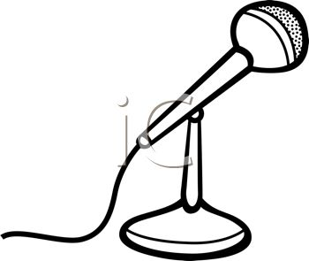 Microphone Black And White Free Download Best Microphone