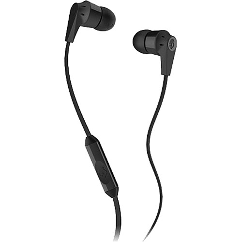 500x500 Skullcandy Ink'D Mic'D Earbud Headphones (Black) S2ikdy 003 Bamph