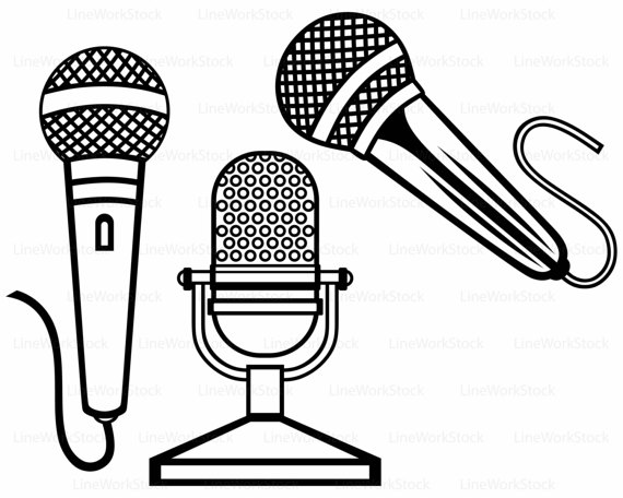 570x456 Microphone Svg,microphone Clipart,microphone Svg,microphone