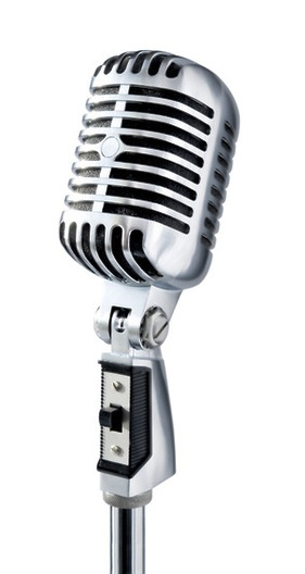 281x528 Microphone Clipart Radio Microphone
