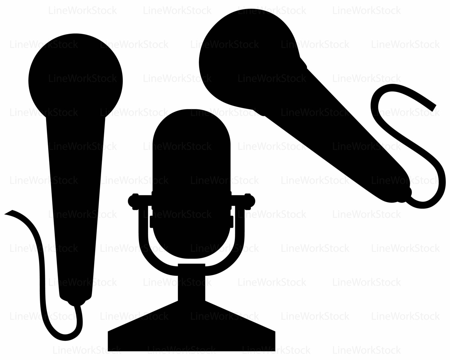 1500x1200 Microphone Svg,microphone Clipart,microphone Svg,microphone