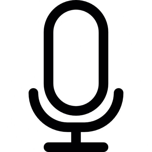 626x626 Voice Mic, Ios 7 Interface Symbol Icons Free Download