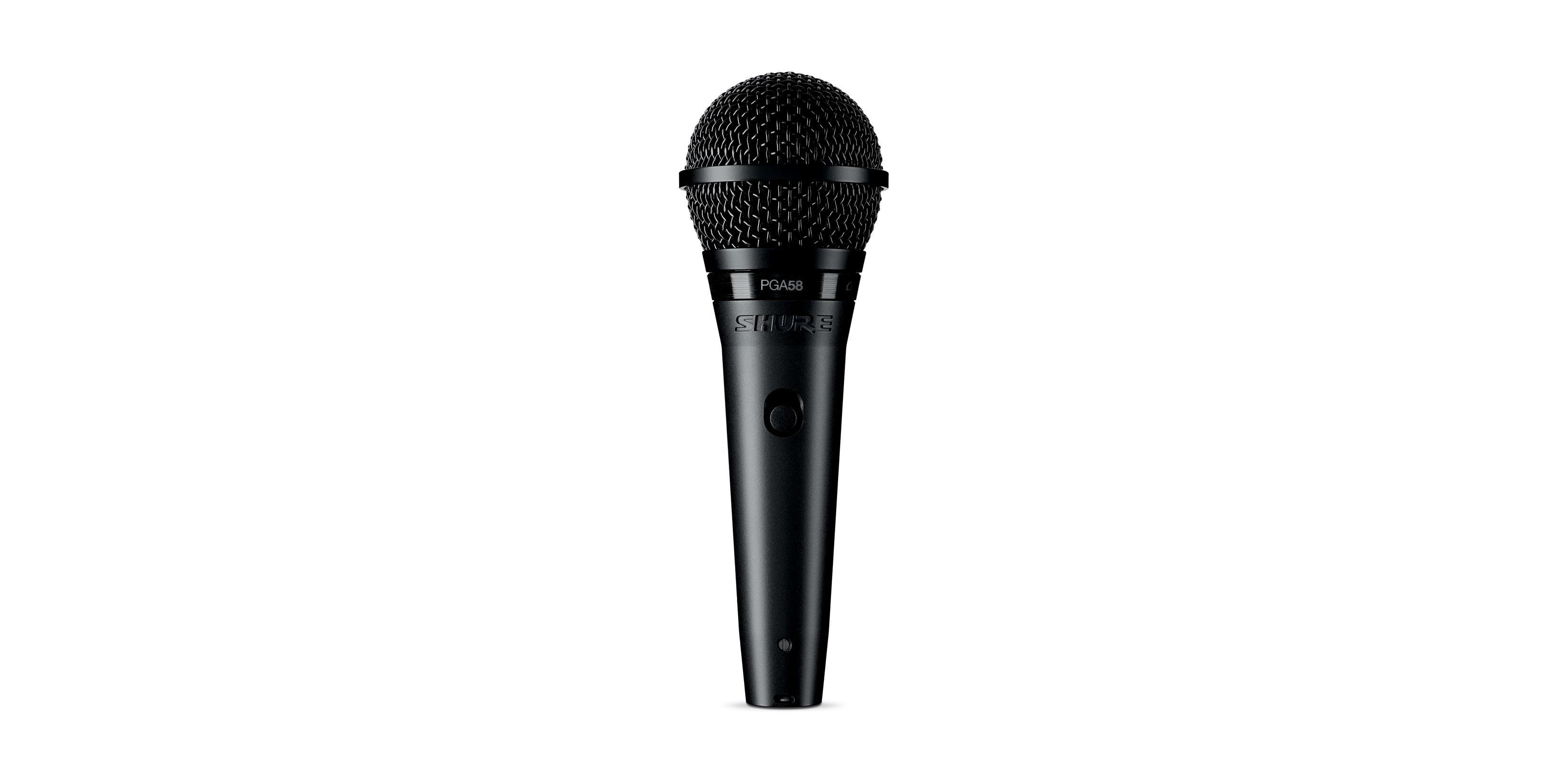 3300x1650 Pga58 Cardioid Dynamic Vocal Microphone Shure Americas