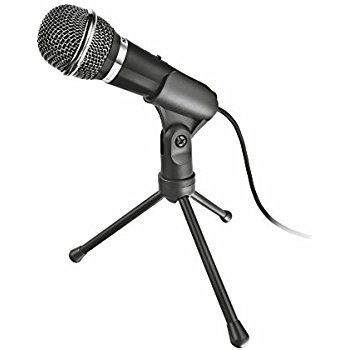 350x350 Trust Mico Usb Microphone And Stand For Pc And Laptop, Usb