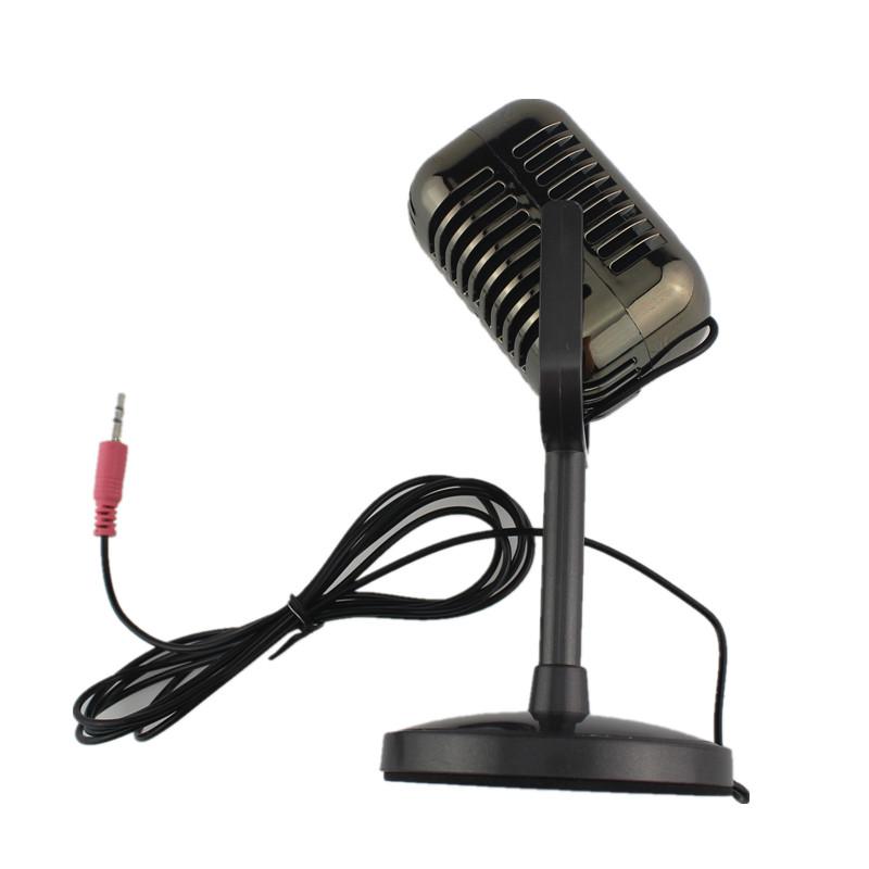 800x800 Frezen Vintage Microphone Studio Wired Classic Retro Condenser