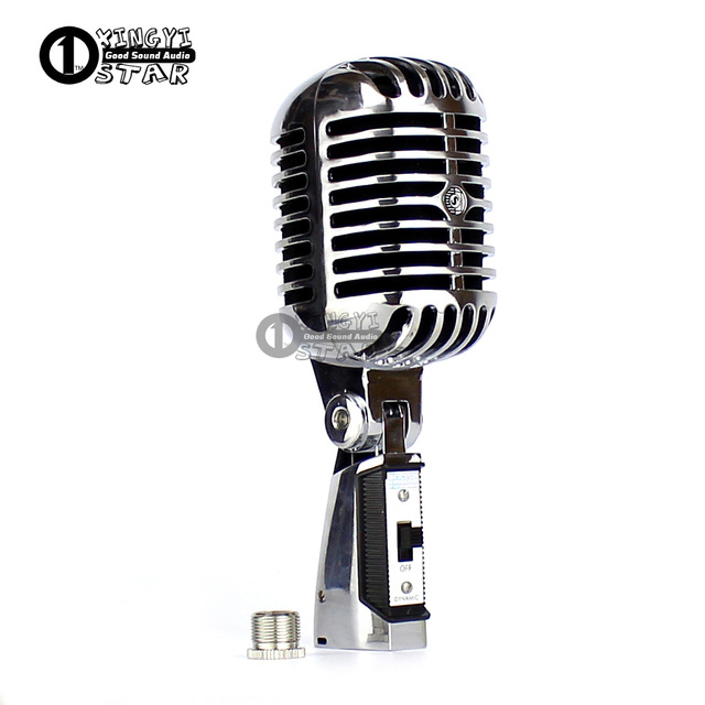 640x640 Professional Classical Retro Old Style Vocal Dynamic Wired