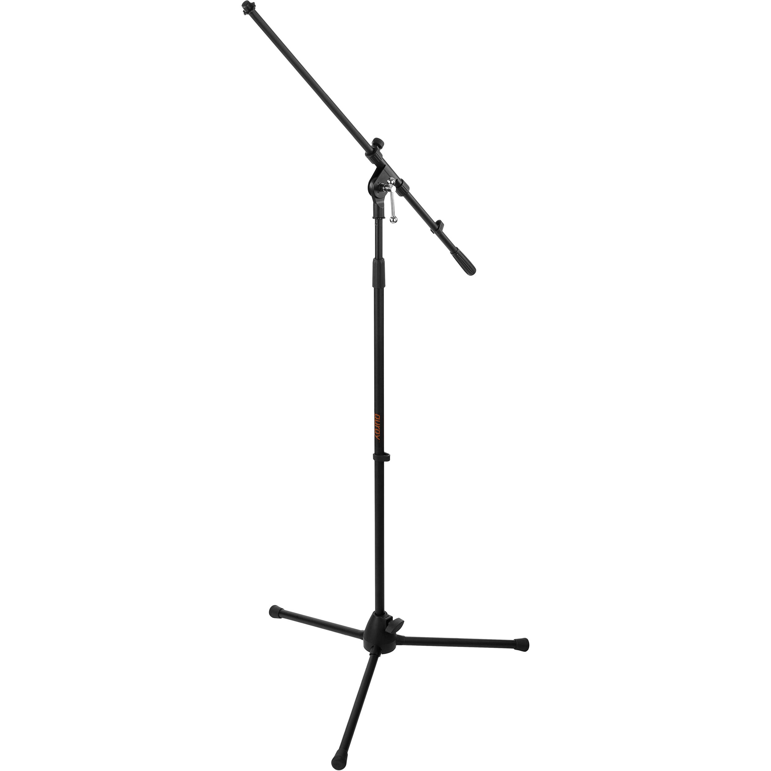 2500x2500 Auray Ms 5230f Tripod Microphone Stand With Fixed Boom Ms 5230f