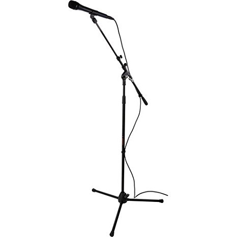 466x466 Auray Ms 5230t Tripod Microphone Stand