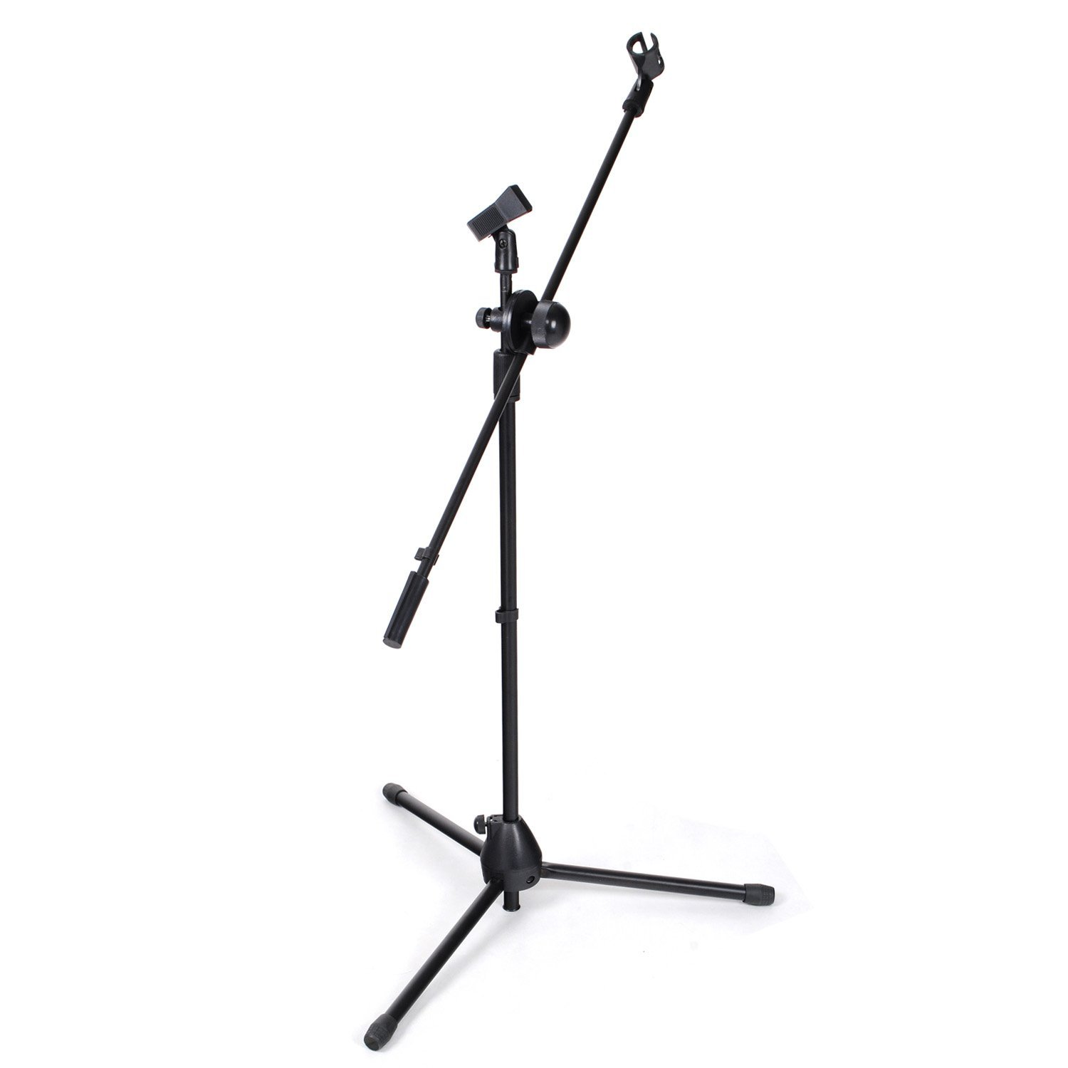 1500x1500 Microphone Stand Boom With Free Adjustable Clips Amazon.co.uk