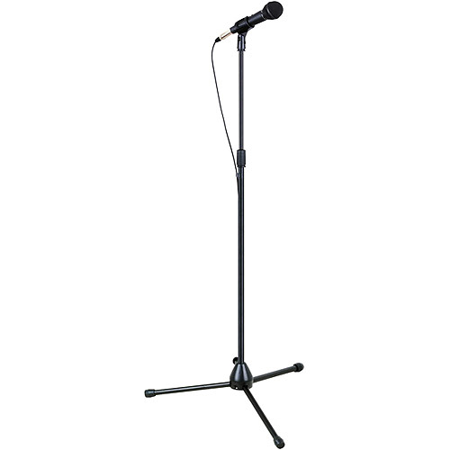 500x500 Microphone Stand Clipart