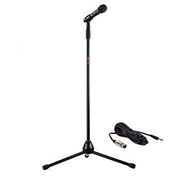 355x355 Nady Msc 3 Center Stage Microphone With Sturdy Metal