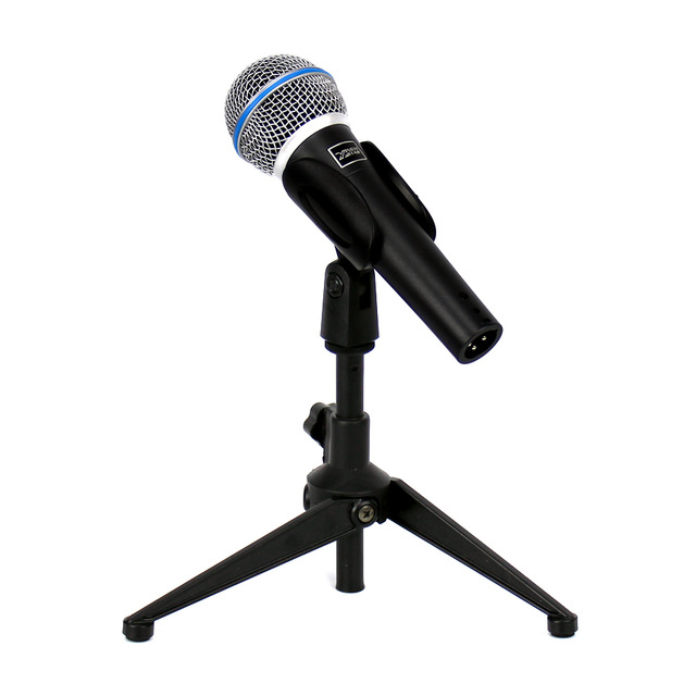 640x640 Professional Karaoke Microphone System Wired Vocal Handheld