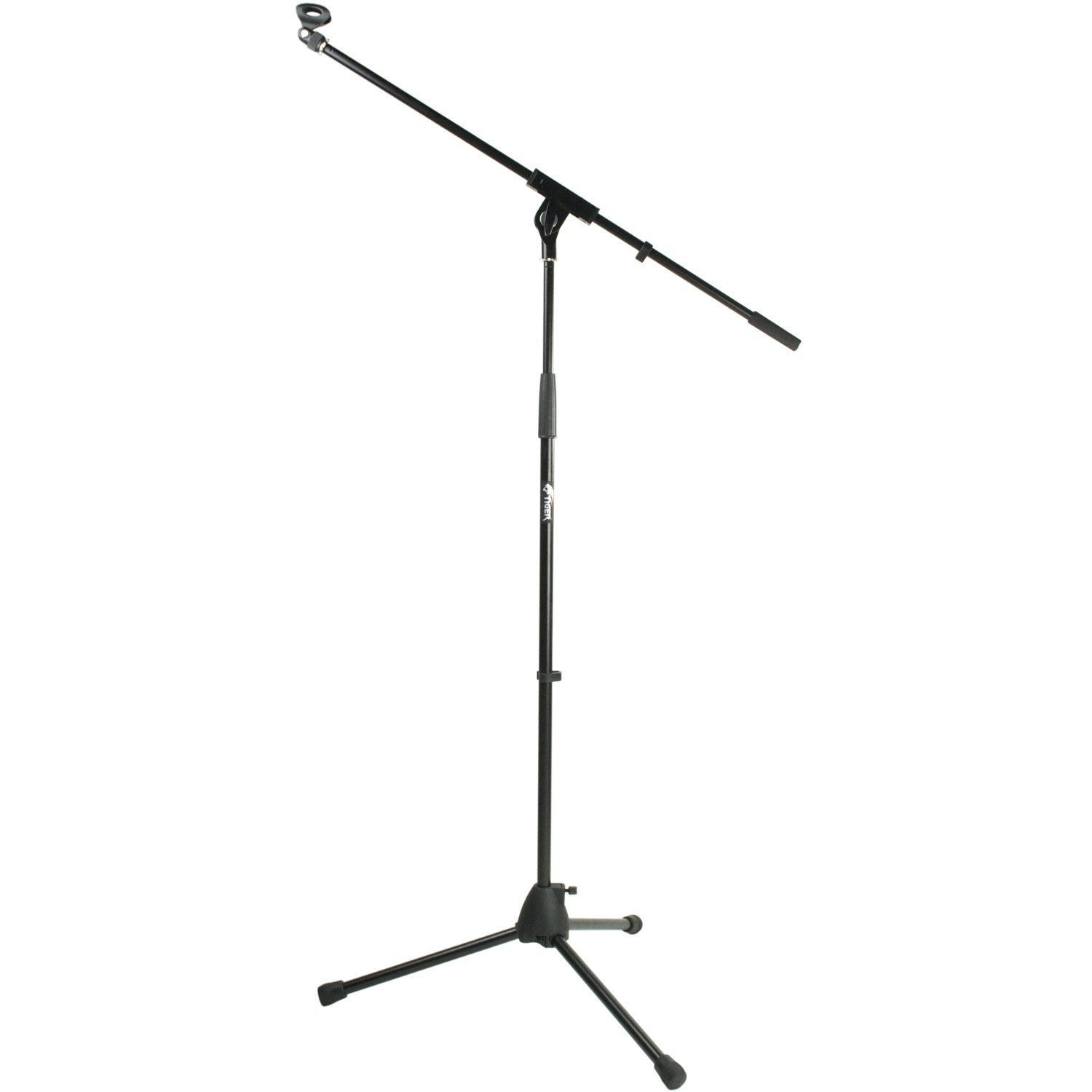 1500x1500 Tiger Boom Microphone Stand With Mic Clip