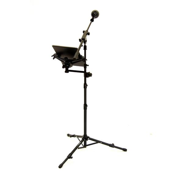600x600 Gostand Portable Mic And Tablet Stand Airturn