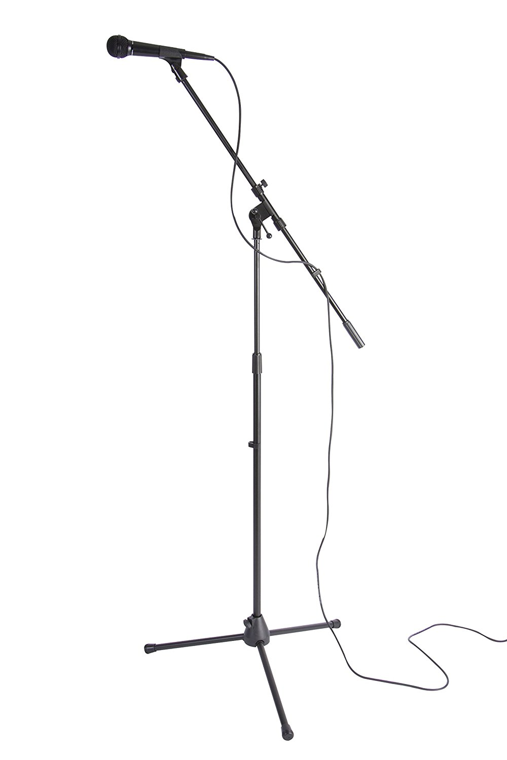 1000x1500 On Stage Stands Ms7701b Tripod Boom Microphone Stand
