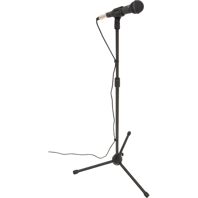 1450x1450 Drawn Microphone Microphone Stand