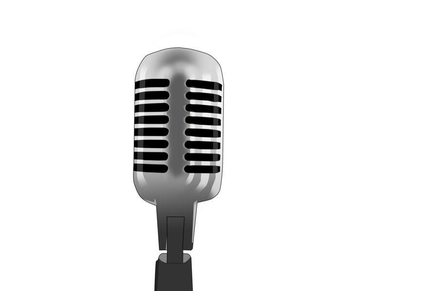 microphone animated png