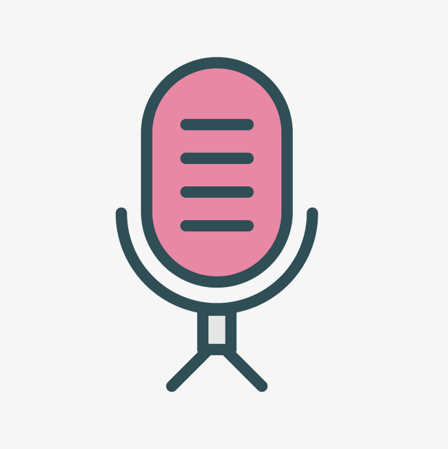 650x651 Pink Microphone, Pink, Microphone, Fillet Png And Vector For Free