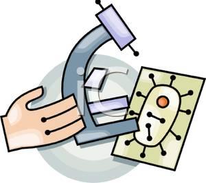 Microscopes Clipart