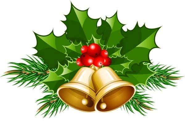 600x400 Free Clip Art For Christmas