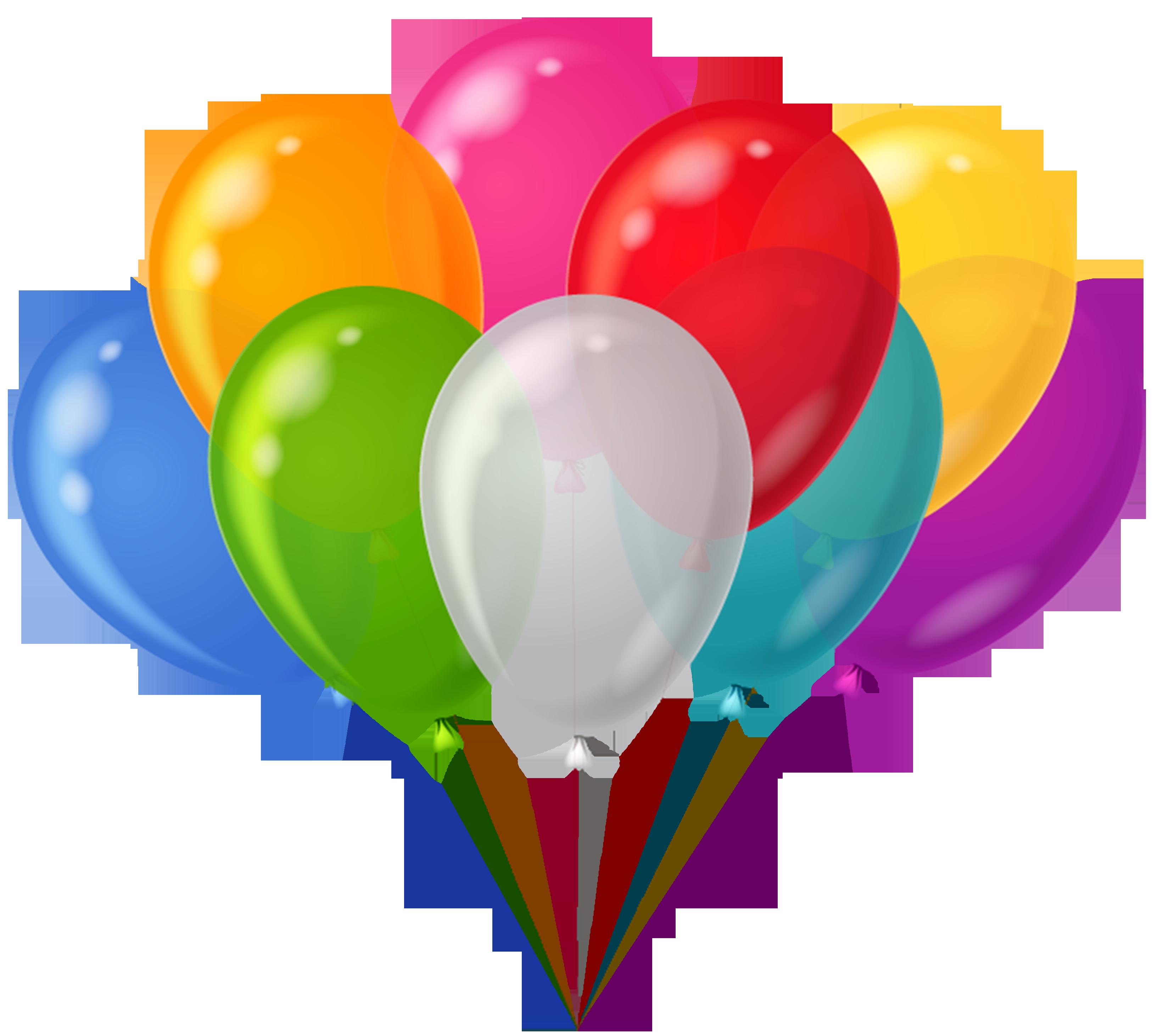 3250x2922 Balloons Clipart