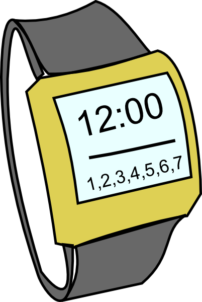 402x600 Watch Clipart Group