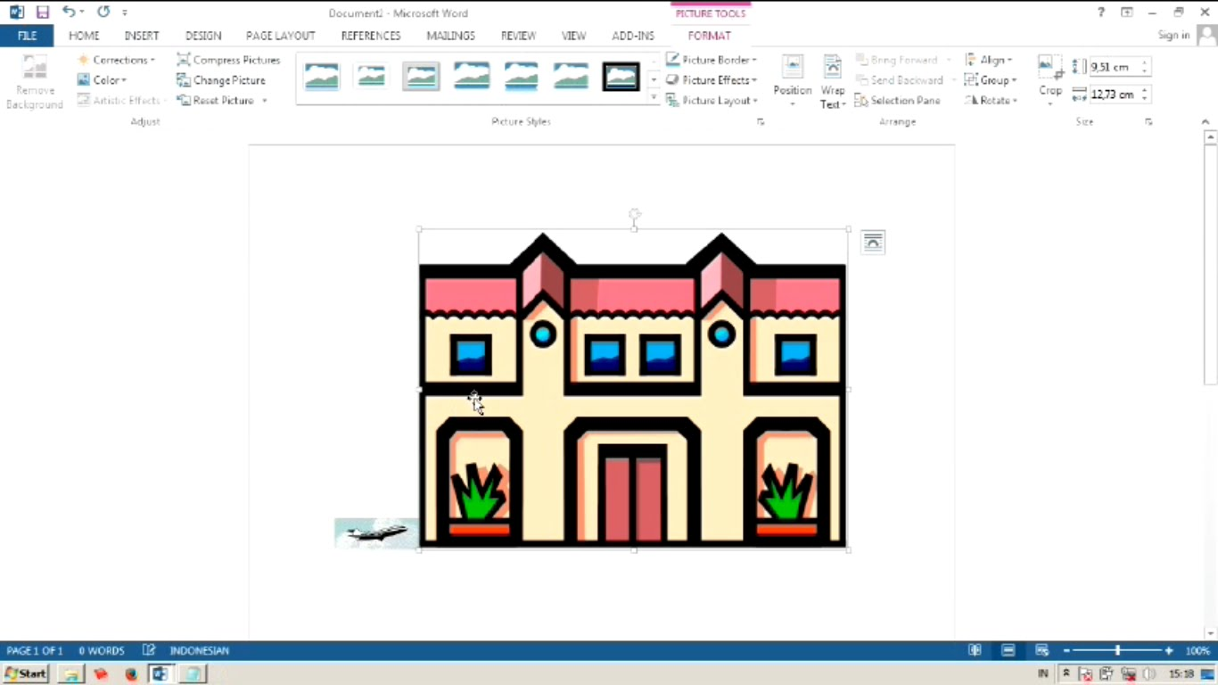 1366x768 How To Insert Clipart Offline In Office 2013