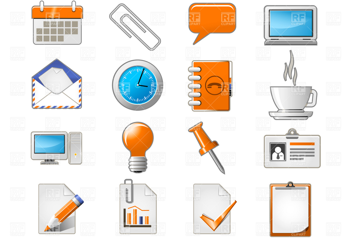 1200x814 Office Clipart Downloads