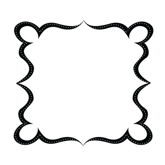 564x564 Clipart Online Free Word Art Frame Image Vector Clip Art Online