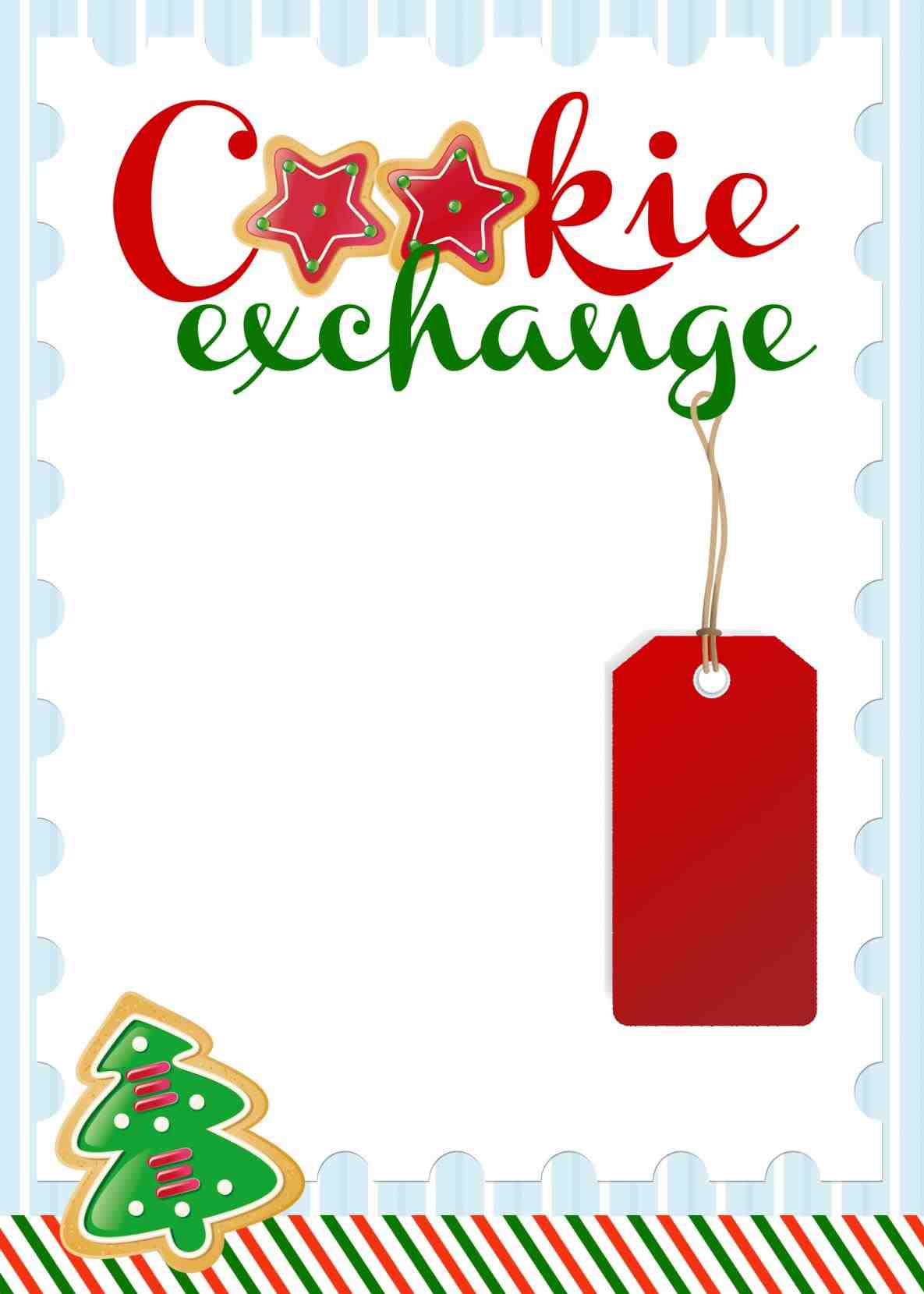 1185x1659 Christmas Cookie Border S For Microsoft Word Backgrounds Clipart