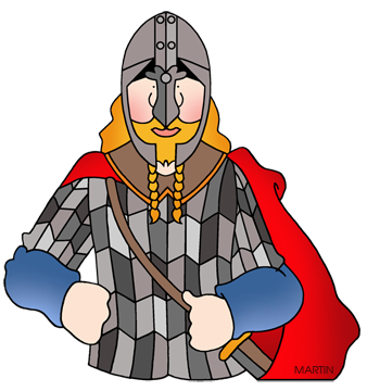 338x360 Free Middle Ages Clip Art By Phillip Martin