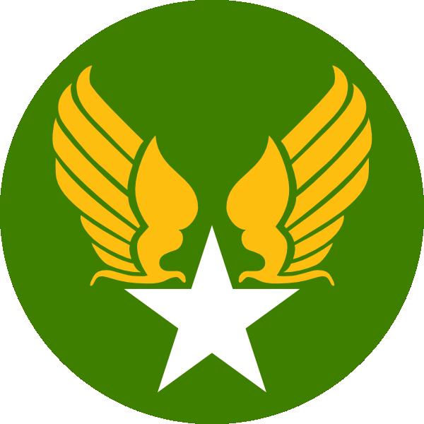 600x600 Military Clip Art