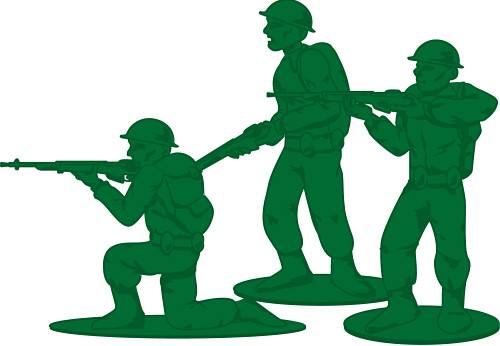 500x346 Military Clip Art Army Clipart Image